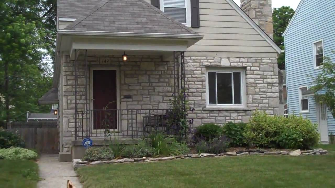 Lovely Columbus Ohio Home For Rent In Westgate   149 Binns   YouTube