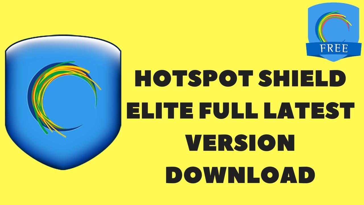 www hotspot shield free