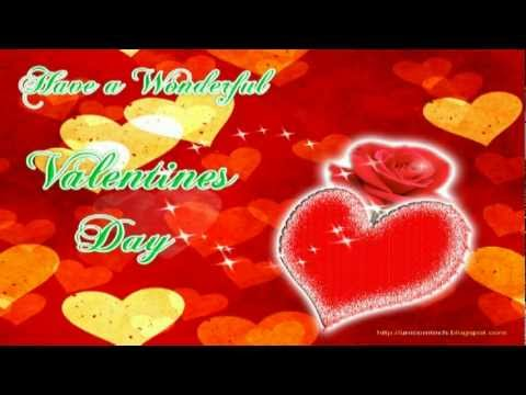 Valentines Day Cards Cool valentines day greeting card YouTube – Valentines Day Animated Cards