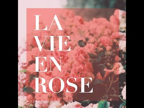 La Vie en Rose - Édith Piaf - I Hour Loop