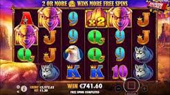 Buffalo King Slot - Top Paying Symbols!
