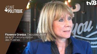 Café Politique n°55 – Florence Granjus, Députée (LREM) de la 12e circonscription des Yvelines