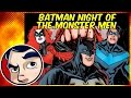 "Batman ""Night of the Monster Men"" - Rebirth Complete Story"