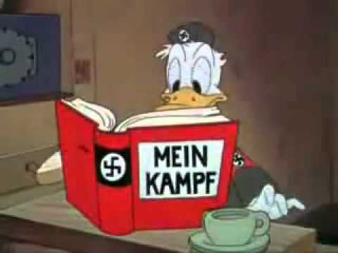 Donald Duck der Nazi