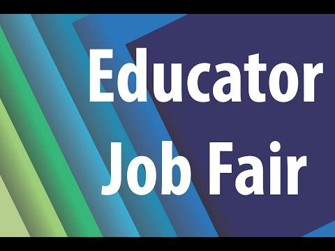 SSU Educator Job Fair 2016