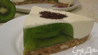 Готовим дома//Торт без выпечки (желейный)