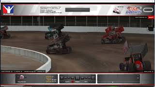Tony Stewart schooling young racer on starts and slide jobs in 360s.