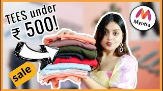 BEST Myntra EORS Try-On Haul 2020 MADE IN INDIA Fashion Brands Clothes