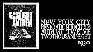 The Gaslight Anthem - 1930 (Generation Records 2008)