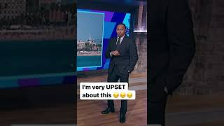 Stephen A. Smith on Lionel Messi leaving FC Barcelona 😂