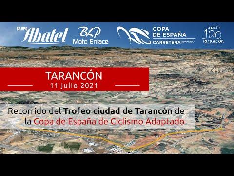 Tarancón. Trofeo Ciudad de Tarancón de la Copa de España de Ciclismo Adaptado