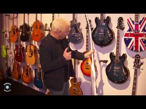 Epiphone Guitar Tour and Guide with Will Jones (Dr.  Epiphone)