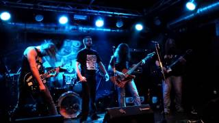 WOUND - The price of tyranny // live @ AJZ Bahndamm, Wermelskirchen, 29.11.2013