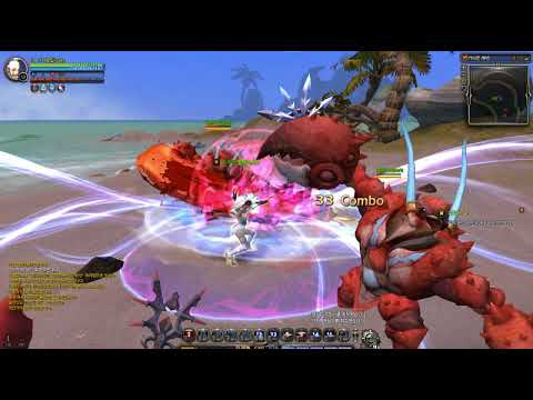 Dragon Nest Sting Breezer Awakening Kairon Beach Gameplay