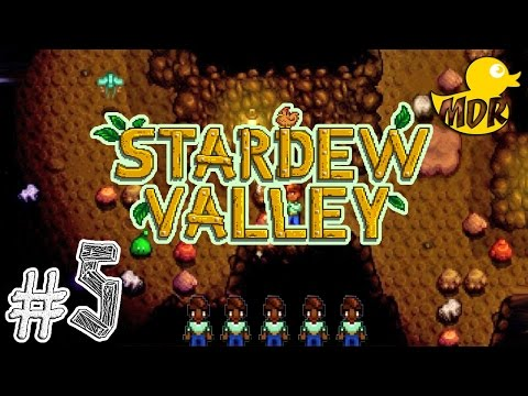 Stardew Valley #5 : แน่ใจนะว่านี้คือเกมปลูกผัก?!