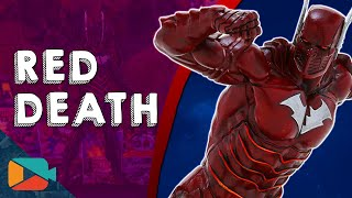Batman Becomes The Flash: The Red Death - Into The Omniverse