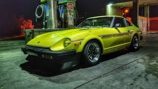 TURBO 280ZX PREP, PARTS ROLLING IN!