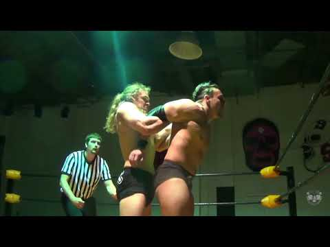 FREE FULL MATCH Logan James vs Tyler Matrix 2/20/18