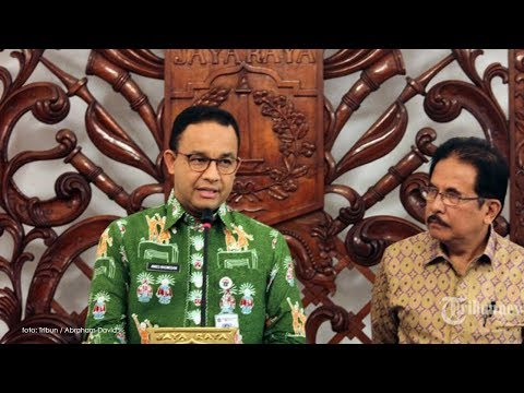 Sindiran Anies Baswedan kepada Ketua DPRD DKI Jakarta: Mungkin Kebanyakan Kunker Mp3