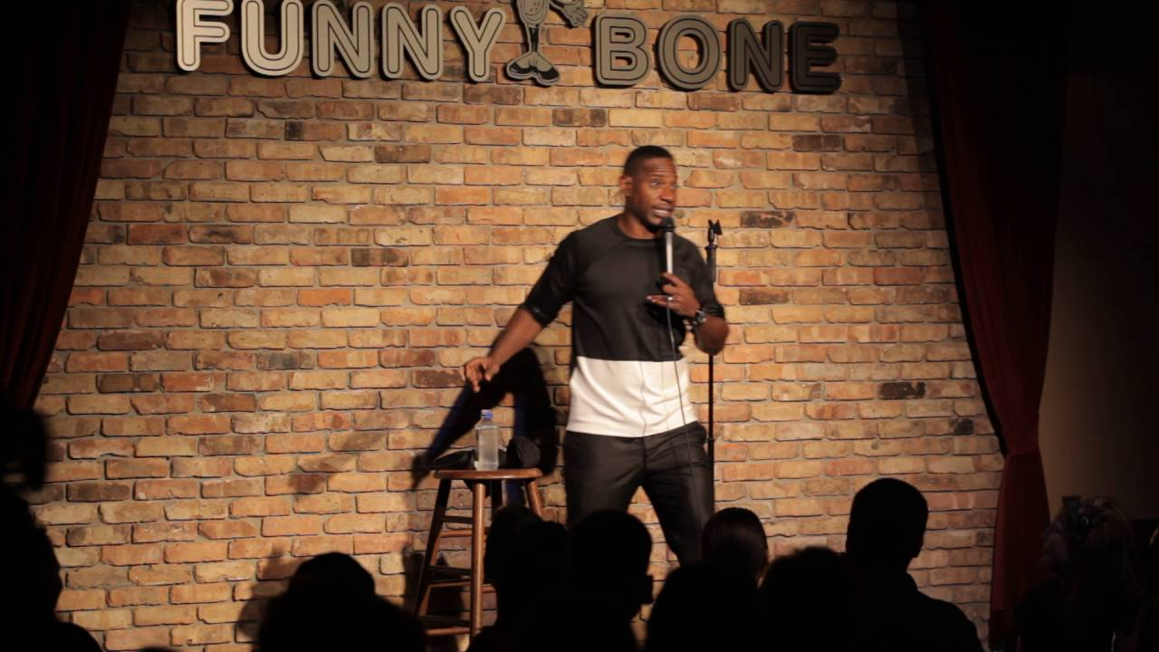 Rod Man Live @FunnyBone Cincinnati/Kentucky #TBT