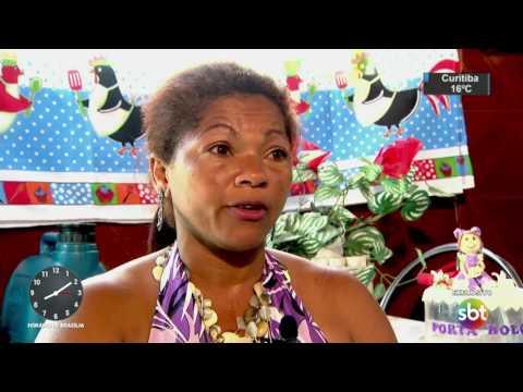 Ex-detenta relembra sofrimento atrás das grades - SBT Brasil (17/03/17)
