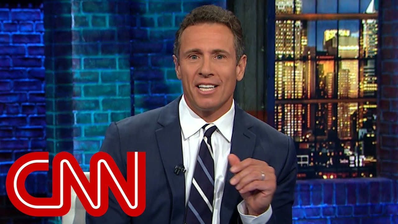 Chris Cuomo rips Trump's parade: This was never about 'we'