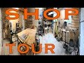 Wood Shop Tour | Derwood's DIY