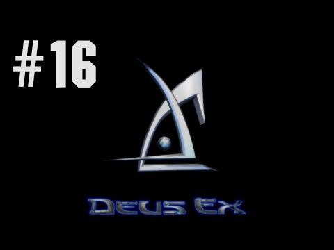 DEUS EX | Gameplay Walkthrough Part 16/42 (Hong Kong III) |