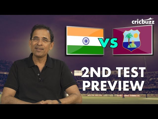 What can we expect from Hyderabad Test - Harsha Bhogle previews India vs Windies 2nd Test