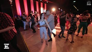 Fausto Felix & Lorenita - social dancing @ BERLIN SALSA CONGRESS 2018