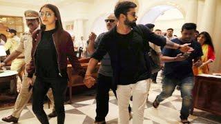 Virat kohli celebrates 28th birthday with girlfriend anushka sharma
