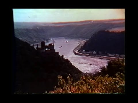 The Films of Ernest Kleinberg:  The Rhine, River of Europe