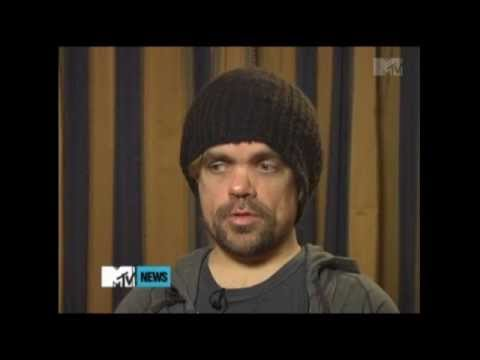 Peter Dinklage Interview - Game of Thrones - MTV