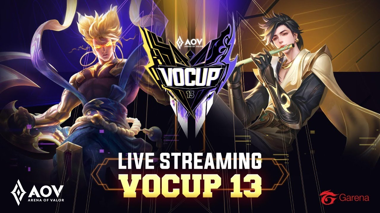 GRAND FINAL VOCUP  13 - GARENA AOV INDONESIA