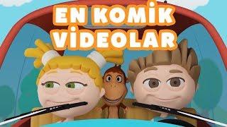 Kukuli – En Komik Şakalar | Eğlenceli Çocuk Şarkıları | Kukuli Tinky Minky Maceraları