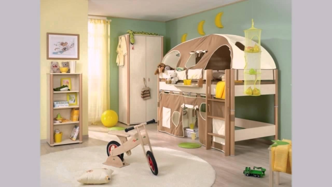 Детская кроватка КФ-2 б/у - YouTube