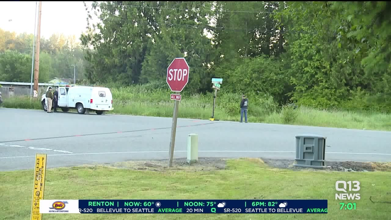 One dead after car crashes into tree near Tulalip Casino
