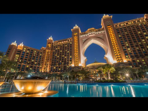 Atlantis, The Palm Hotel. The Palm King Room Tour 👍🏻👏🏻❤️