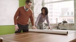 Post-it® Super Sticky Dry Erase Surface - Resurfacing a whiteboard