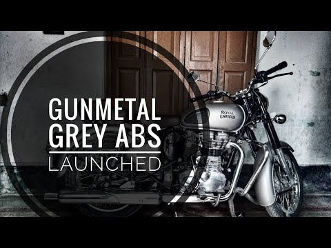 GunMetal Grey ABS First Impressions and Short Review   Subho's Vlogs #gunmetalgrey #royalenfield