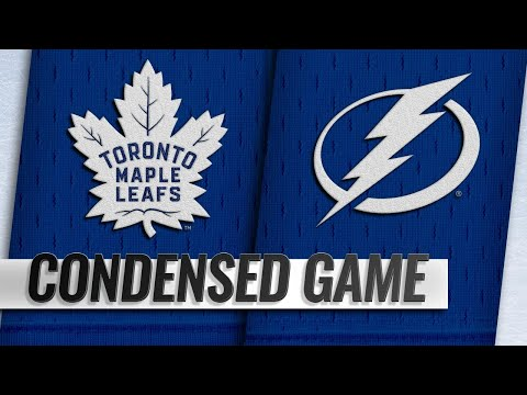 12/13/18 Condensed Game: Maple Leafs @ Lightning
