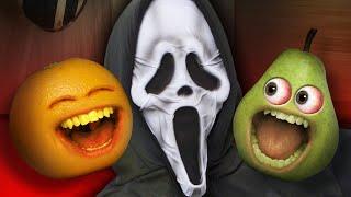 Annoying Orange - Scąre Pear Challenge #4 | #Shocktober