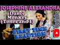 - First Time Reaction to Josephine Alexandra - Tones and I Dance Monkey,   Fingerstyle Guitar Cover