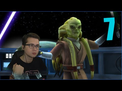 Star Wars: The Clone Wars: Republic Heroes | Кит и Оби | Прохождение игры | Часть 7