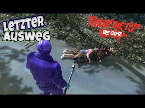 Friday the 13th: The Game # 40 - Perverse Kinder