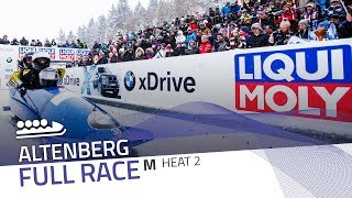 Altenberg | BMW IBSF World Cup 2017/2018 - 4-Man Bobsleigh Heat 2 | IBSF Official