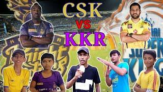IPL 2020 (Spoof) CSK VS KKR l Gaon ipl funny video ll Danish ll Dilkash ll Mahtab ll Aakif ll Aadil