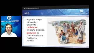 İLETİŞİM KURAMLARI  - Ünite7 Özet1