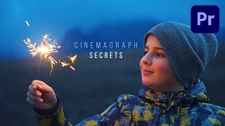 3 AMAZING Techniques t๐ Create Cinemagraphs! - Premiere Pro Tutorial