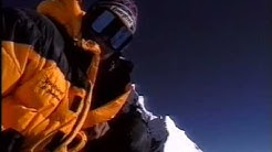 Veikka Gustafsson Everestillä 1997